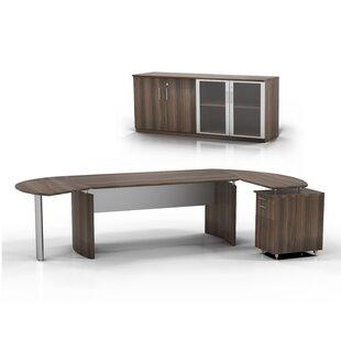 Medina 5-Piece Standard Desk Office Suite ByMayline Group
