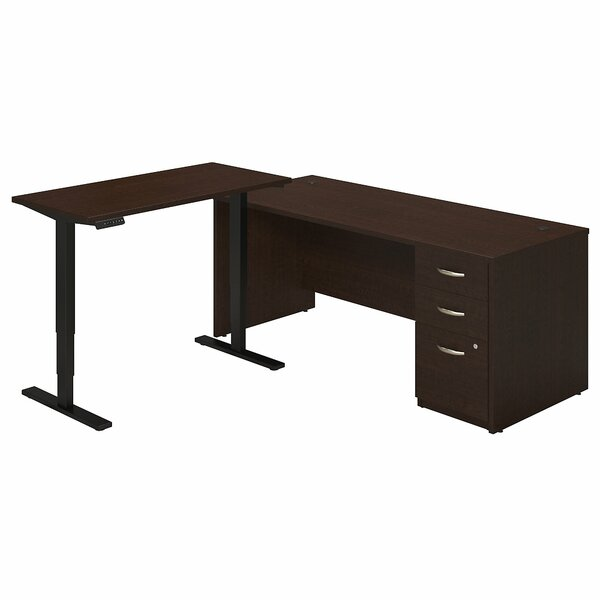 Series C Elite Standing Desk Converter by Bush Business Furniture
