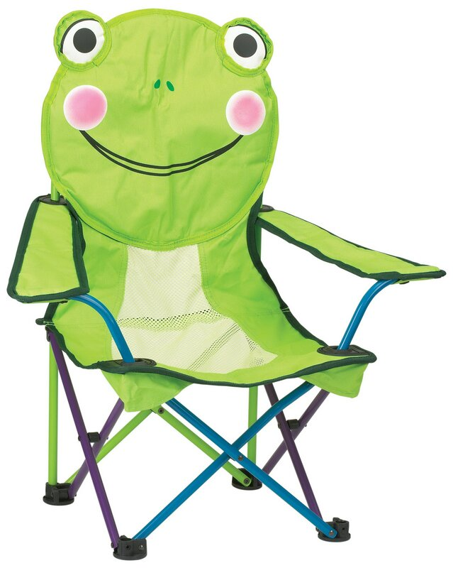 Freddy the Frog Kids Beach Chair  sc 1 st  Wayfair & Pacific Play Tents Freddy the Frog Kids Beach Chair u0026 Reviews ...