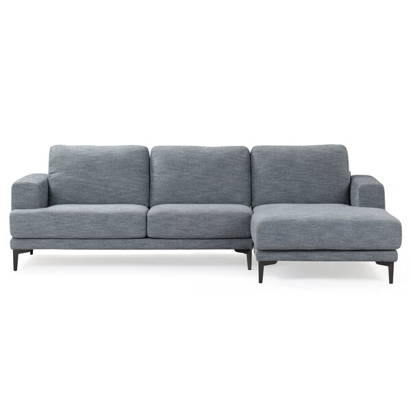 Dellinger Right Hand Facing Sectional by Brayden Studio