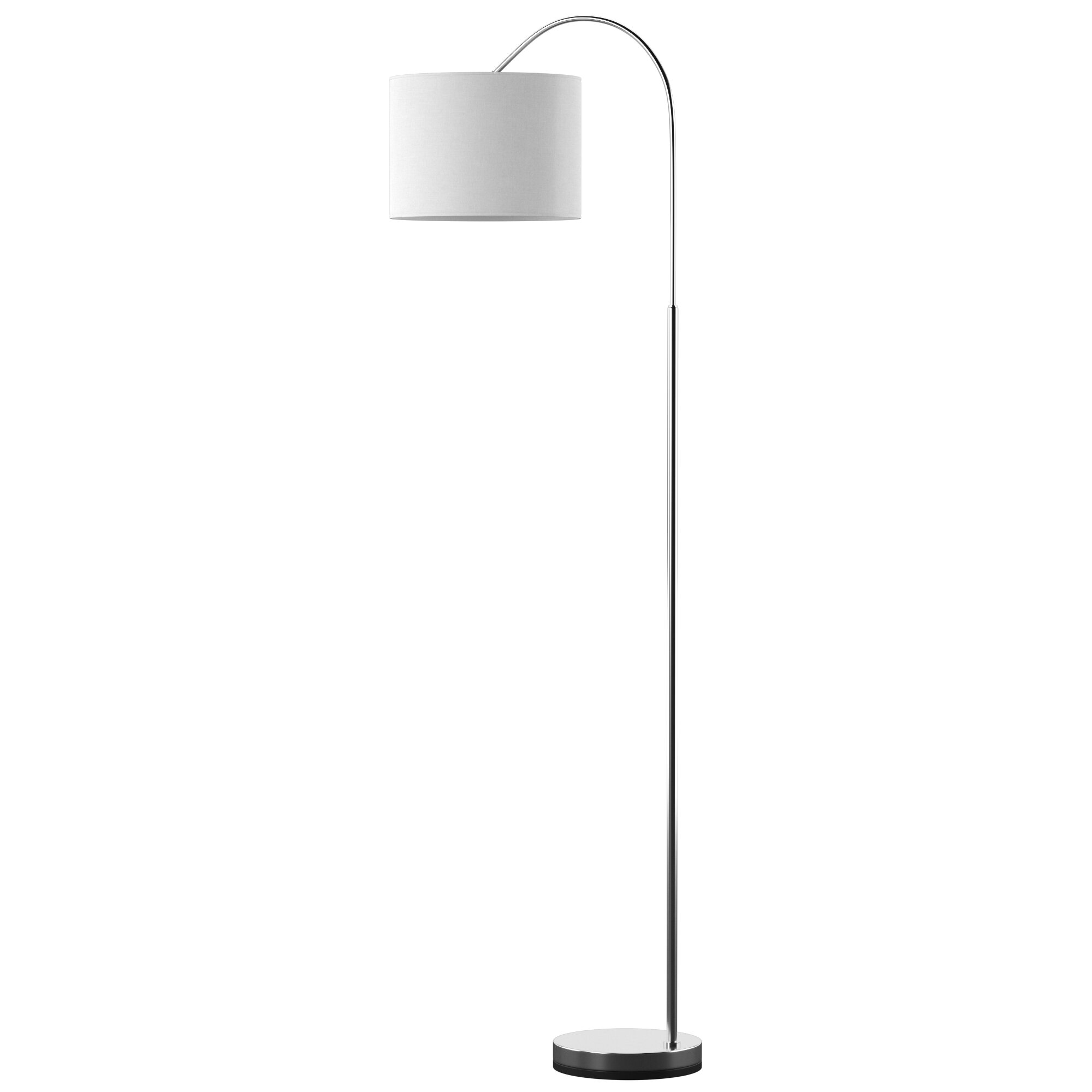 Mercury Row Buendia 65 Arched Floor Lamp Reviews Wayfair