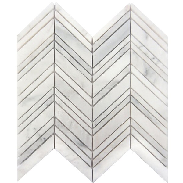 1 x 4 Natural Stone Mosaic Tile