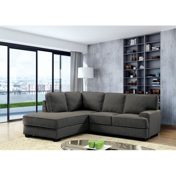 Redmon Sectional by Gracie Oaks