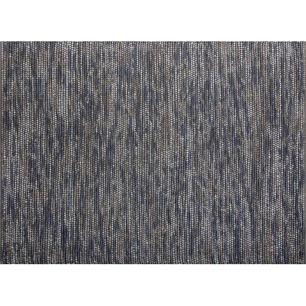 Kehl Hand-Woven Blue/Gray Area Rug by Alcott Hill
