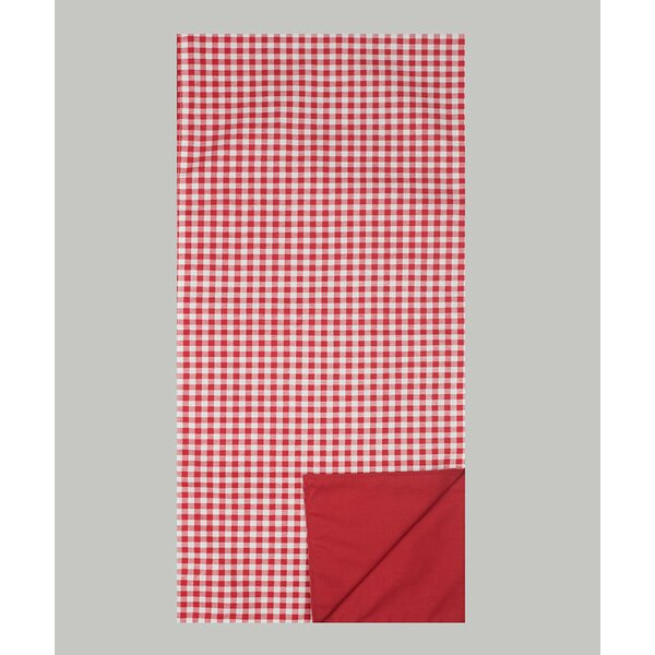 Gingham Table Runner by CaughtYaLookin'