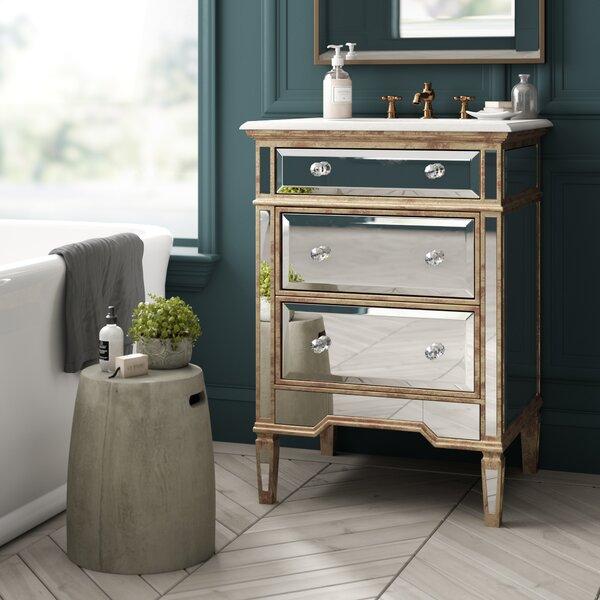 Maybery 25 Single Bathroom Vanity Set by Greyleigh