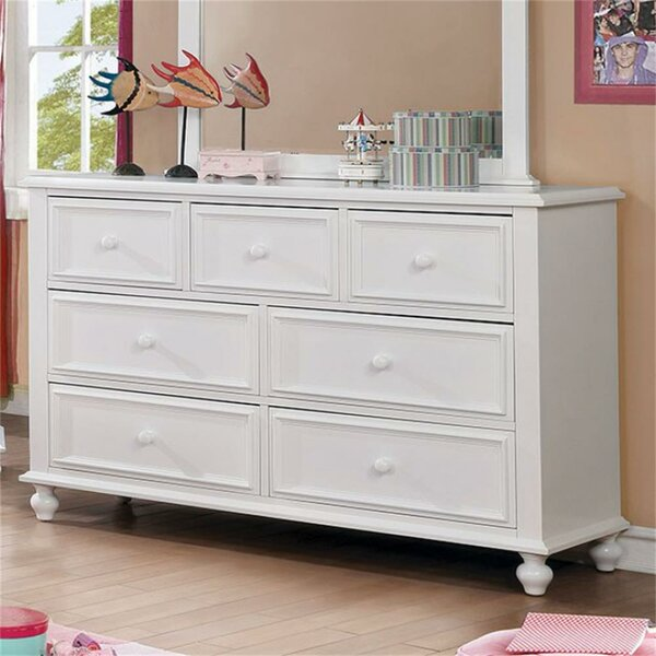 Yasmine 7 Drawer Dresser by One Allium Way