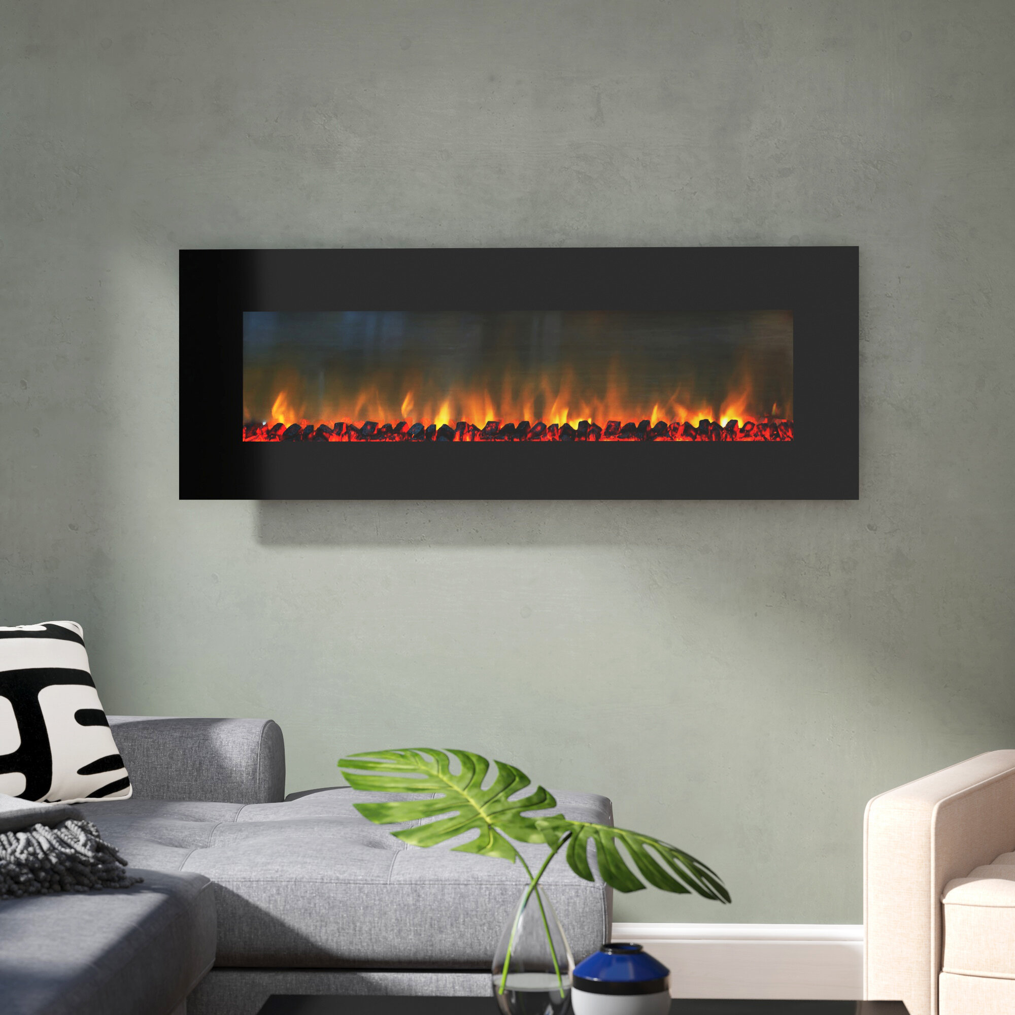 Electric Fireplaces Stoves You Ll Love In 2021 Wayfair