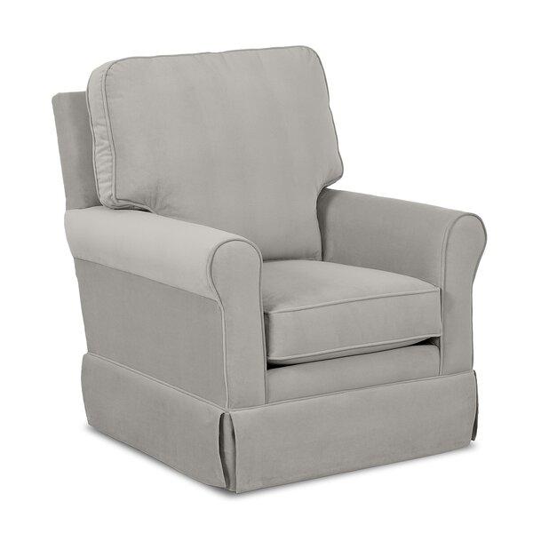 Bridgeport Swivel Glider by Wayfair Custom Upholstery™
