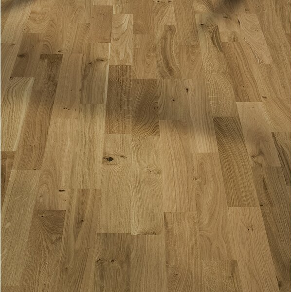 Woodloc Sweden 7-7/8 Engineered Oak Hardwood Flooring in Erve by Kahrs