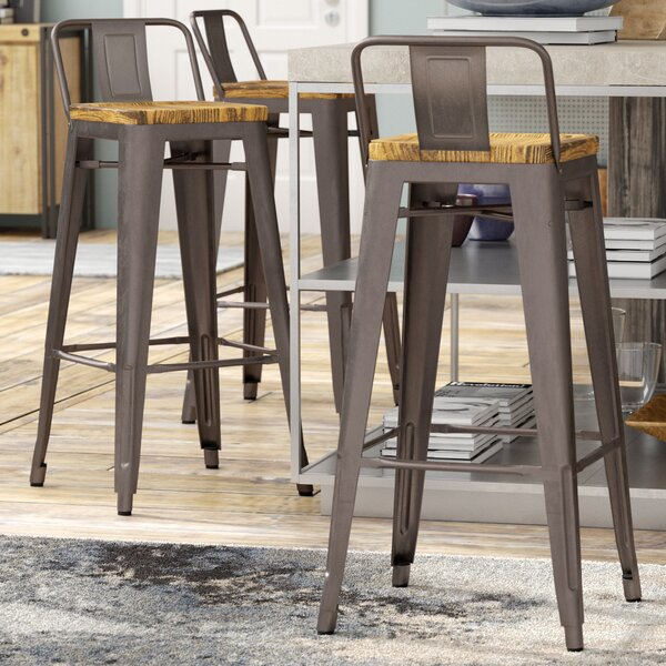 Ellery 30 Bar Stool (Set of 4) by Trent Austin Design