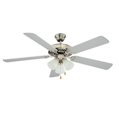 Wallasey 52 5-Blade Ceiling Fan by Charlton Home