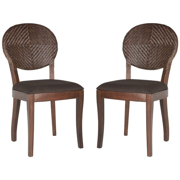 Prisco Side Chair (Set of 2) by Safavieh