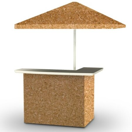 Corkboard Home bar by Best of Times