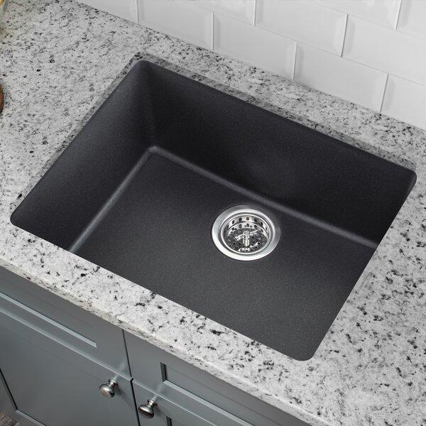 Soleil 2165 x 1692 granite single bowl kitchen sink reviews soleil 2165 x 1692 granite single bowl kitchen sink reviews wayfair workwithnaturefo