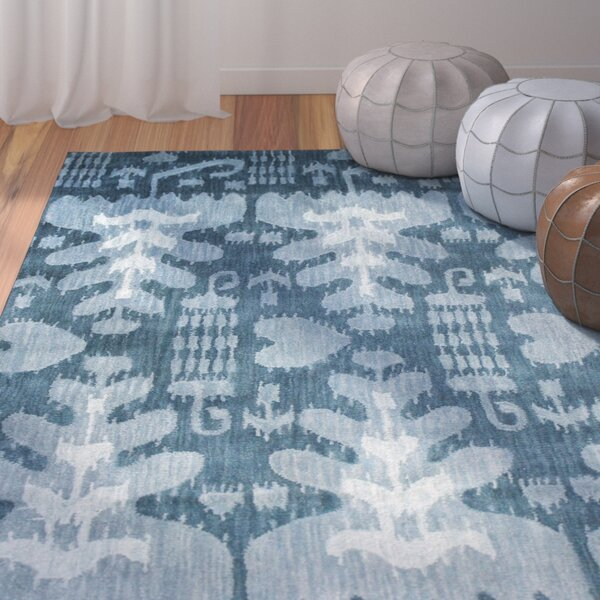 Fortun Handtufted Area Rug by Bungalow Rose