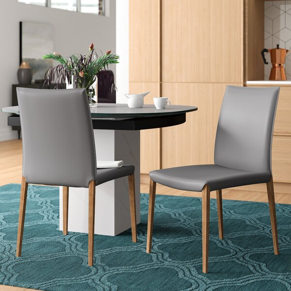 Fontaine Upholstered Dining Chair (Set of 2) by Brayden Studio