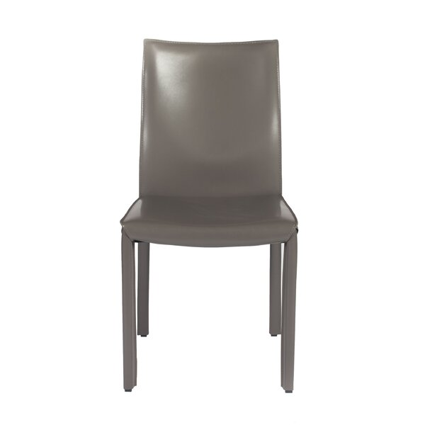 Brompton Upholstered Dining Chair (Set of 2) by Ivy Bronx Ivy Bronx