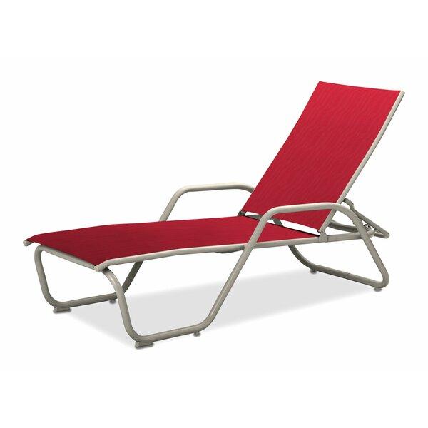 Gardenella Reclining Chaise Lounge