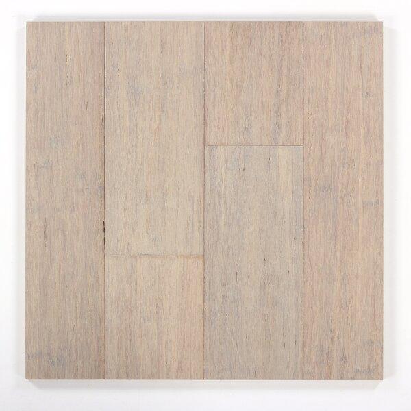 5 Engineered Bamboo Flooring in Ivory by Bamboo Hardwoods