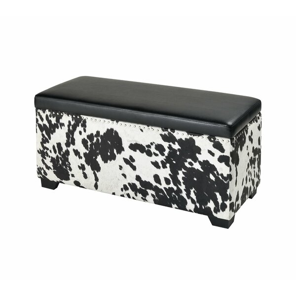 Torrence Storage Ottoman by Loon Peak