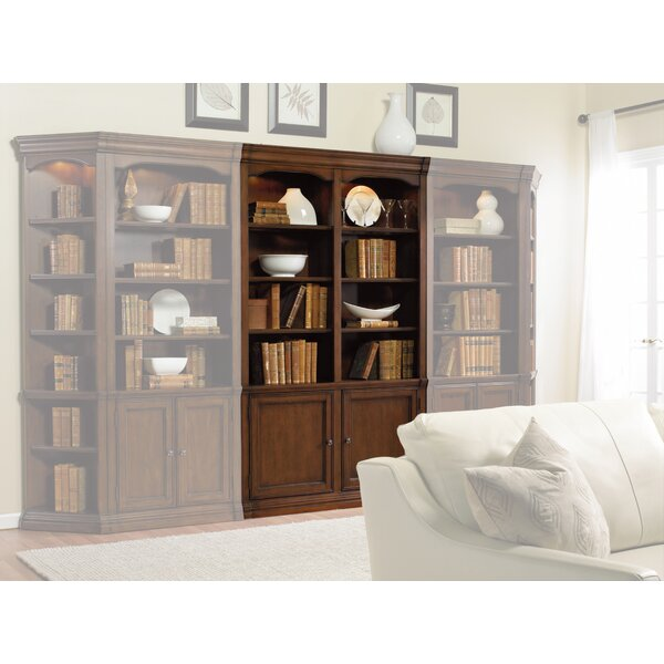 Cherry Creek Wall 87 Barrister Bookcase by Hooker Furniture