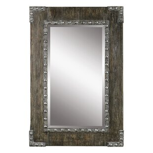 17 Stories Contemporary Rectangle Wall Mirror