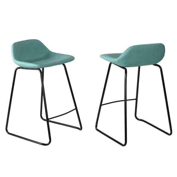 Awesome Aqua Bar Stools Wayfair Dailytribune Chair Design For Home Dailytribuneorg
