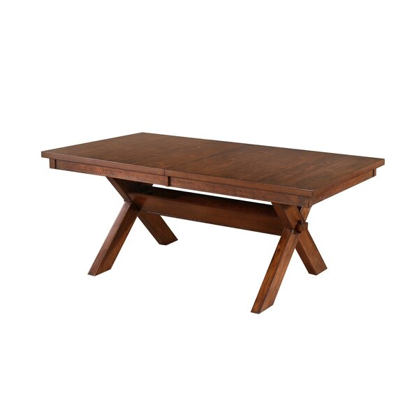 Alejandro Extendable Dining Table by Loon Peak