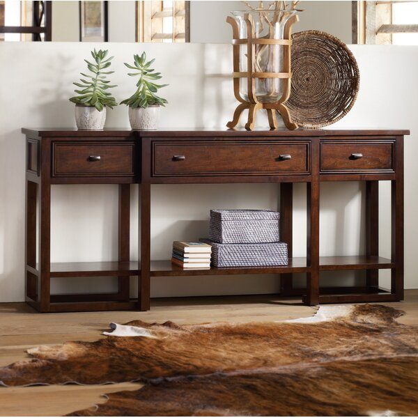 Lorimer Console Table by Hooker Furniture
