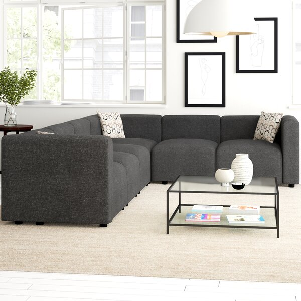 Nash Modular Sectional by Zipcode Design