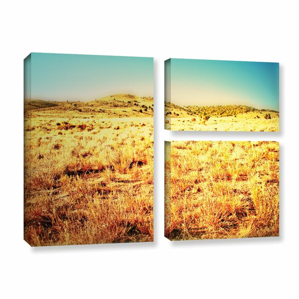 Take A Seat by Mark Ross 3 Piece Photographic Print on Gallery Wrapped Canvas Set by ArtWall