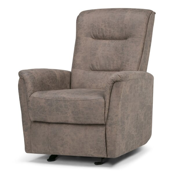 Percy Manual Glider Recliner by Simpli Home