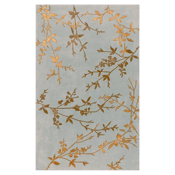 Gonzalo Floral Rug by August Grove