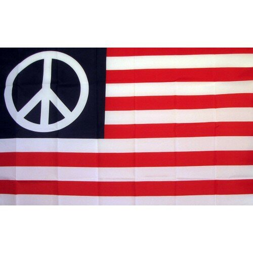US Peace Historical Traditional Flag by NeoPlex
