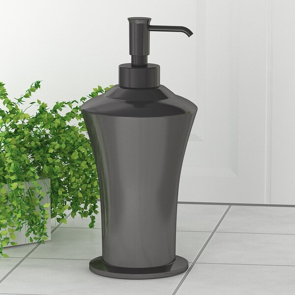 Elegant Soap & Lotion Dispenser by NU Steel