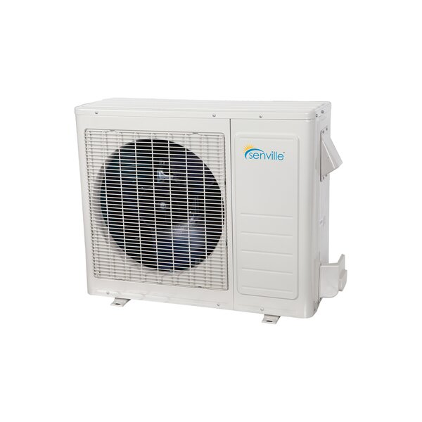 Aura 12,000 BTU Energy Star Ductless Mini Split Air Conditioner with Remote by Senville