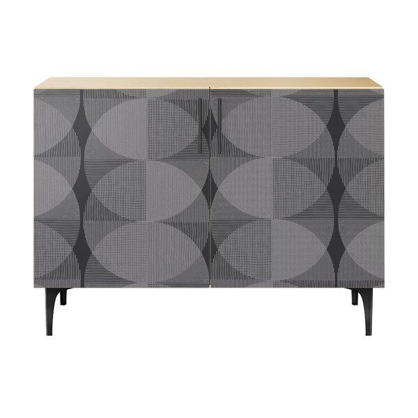 Simone 2 Door Cabinet Corrigan Studio CSTU1003