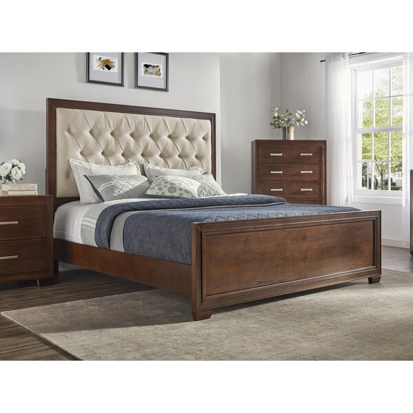 Robertsdale Upholstered Standard Bed by Gracie Oaks