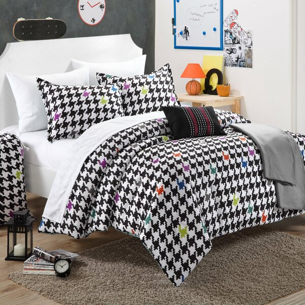 Michelle Reversible Comforter Set by Chic Home