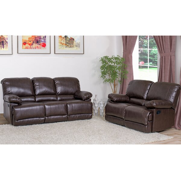 Coyer Reclining 2 Piece Reclining Living Room Set By Red Barrel Studio