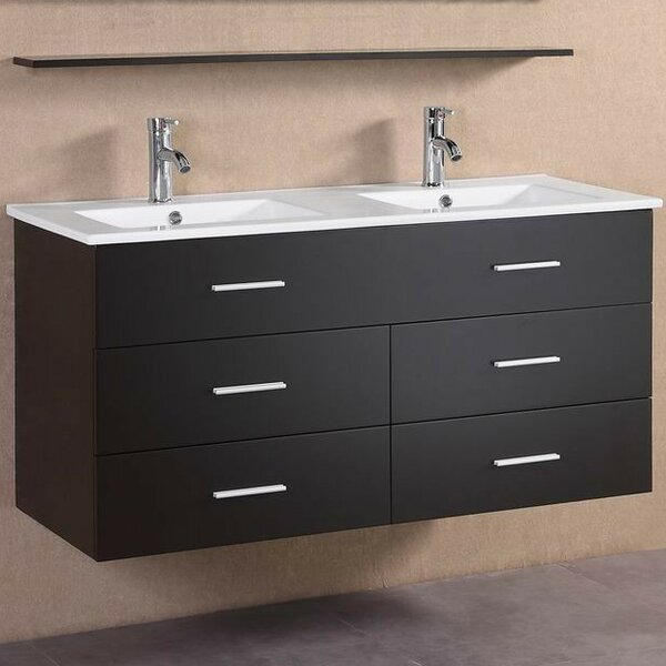48 Double Bathroom Vanity Set by Belvedere Bath