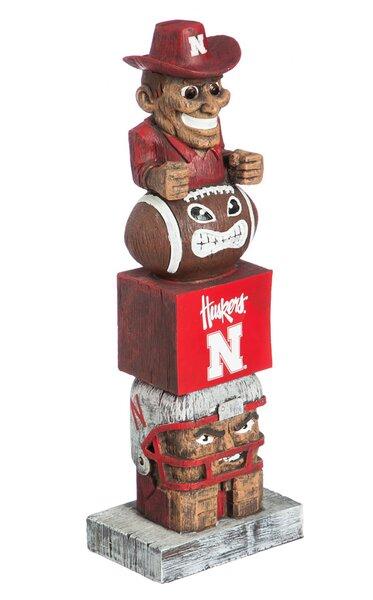 NCAA Tiki Totem Statue by Evergreen Enterprises, Inc