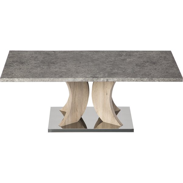 Leverett Coffee Table by Union Rustic