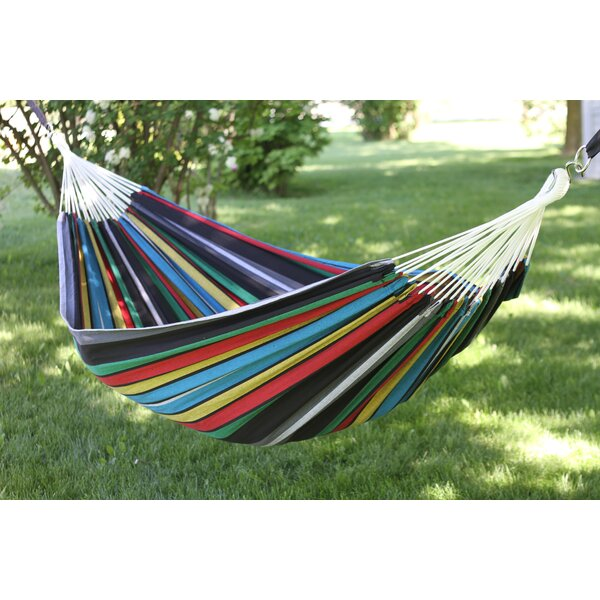 Huchinson Cotton Tree Hammock by Winston Porter