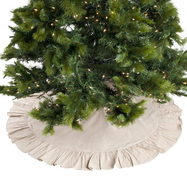 tree skirts birch lane - White Christmas Tree Skirts
