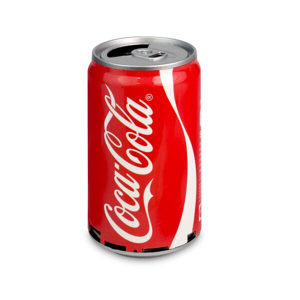 Coca-Cola Bluetooth Speaker Can and FM Radio by Style Asia