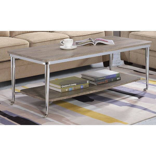 Colville Coffee Table With Storage By Orren Ellis