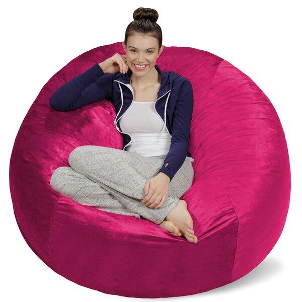 Large Bean Bag Chair & Lounger By Latitude Run