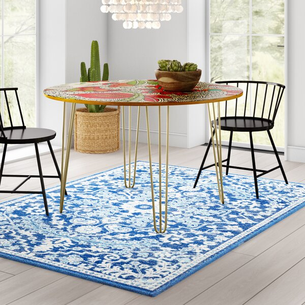 Deepak Dining Table by Bungalow Rose